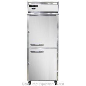 Continental Refrigerator 1FE-SS-HD Freezer, Reach-In