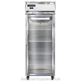 Continental Refrigerator 1FENGD Freezer, Reach-In