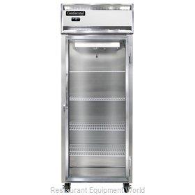 Continental Refrigerator 1FENSAGD Freezer, Reach-In
