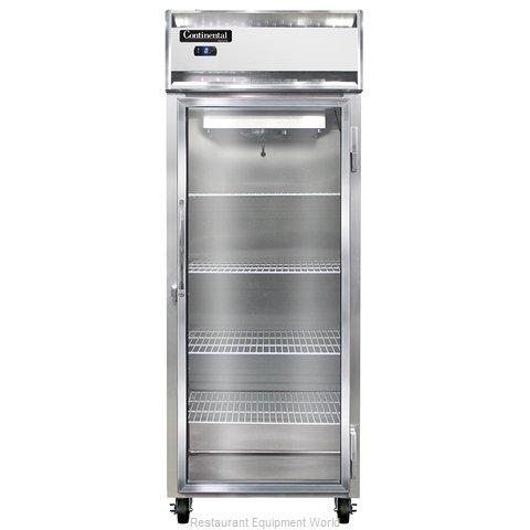 Continental Refrigerator 1FESNSAGD Freezer, Reach-In