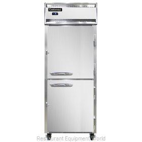 Continental Refrigerator 1FESNSSHD Freezer, Reach-In