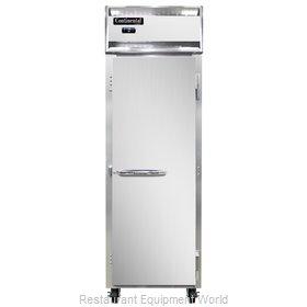 Continental Refrigerator 1FN Freezer, Reach-In