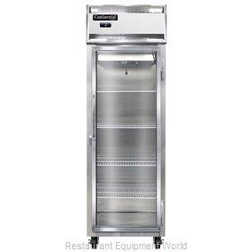 Continental Refrigerator 1FNGD Freezer, Reach-In