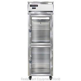 Continental Refrigerator 1FNGDHD Freezer, Reach-In