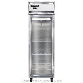 Continental Refrigerator 1FNSAGD Freezer, Reach-In