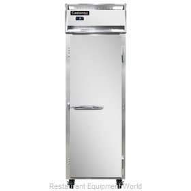 Continental Refrigerator 1FS-SS Freezer, Reach-In