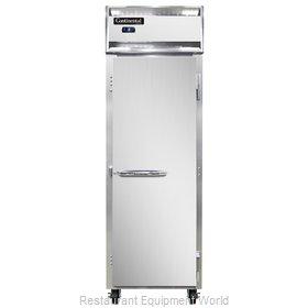 Continental Refrigerator 1FS Freezer, Reach-In