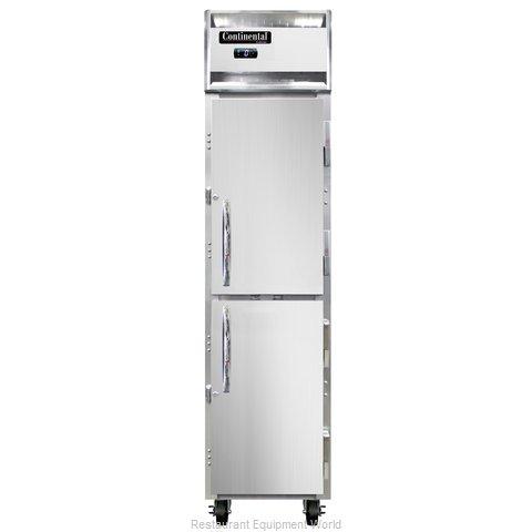 Continental Refrigerator 1FSE-SA-HD Freezer, Reach-In