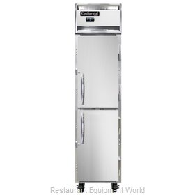 Continental Refrigerator 1FSE-SS-HD Freezer, Reach-In