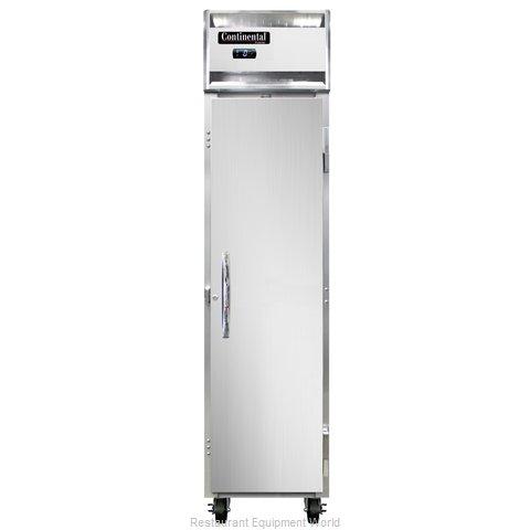 Continental Refrigerator 1FSE Freezer, Reach-In