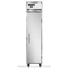 Continental Refrigerator 1FSE Freezer, Reach-In