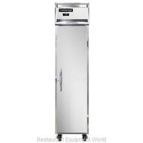 Continental Refrigerator 1FSENSA Freezer, Reach-In