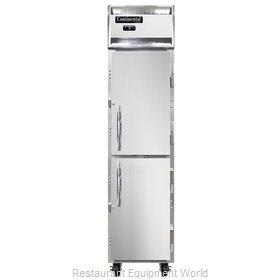Continental Refrigerator 1FSENSAHD Freezer, Reach-In