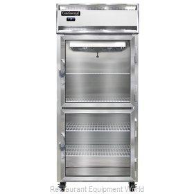 Continental Refrigerator 1FX-GD-HD Freezer, Reach-In