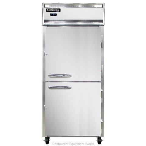 Continental Refrigerator 1FX-HD Freezer, Reach-In