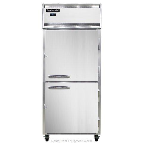 Continental Refrigerator 1FX-LT-HD Freezer, Low Temperature, Reach-In