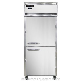 Continental Refrigerator 1FX-LT-SS-HD Freezer, Low Temperature, Reach-In