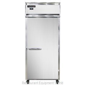 Continental Refrigerator 1FX-LT-SS Freezer, Low Temperature, Reach-In