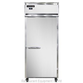 Continental Refrigerator 1FX-LT Freezer, Low Temperature, Reach-In