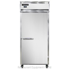 Continental Refrigerator 1FX-PT Freezer, Pass-Thru