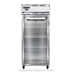 Continental Refrigerator 1FX-SA-GD Freezer, Reach-In