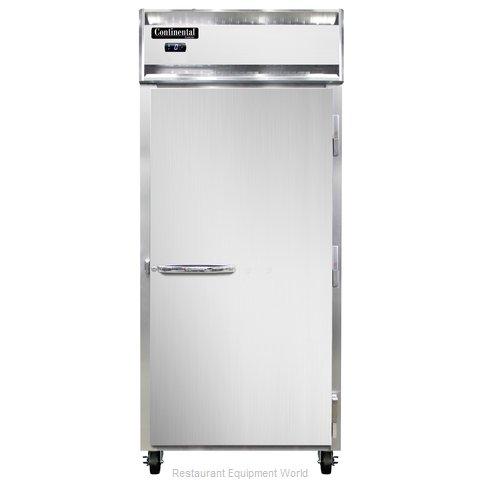Continental Refrigerator 1FX-SA-PT Freezer, Pass-Thru