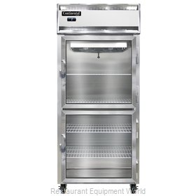Continental Refrigerator 1FXNGDHD Freezer, Reach-In