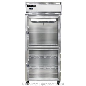 Continental Refrigerator 1FXNSAGDHD Freezer, Reach-In