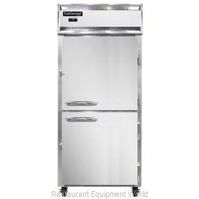 Continental Refrigerator 1FXNSSHD Freezer, Reach-In
