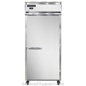 Continental Refrigerator 1FXS Freezer, Reach-In