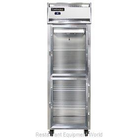 Continental Refrigerator 1R-SS-GD-HD Refrigerator, Reach-In