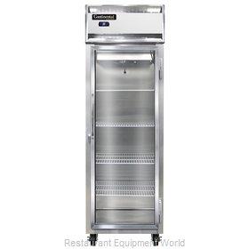 Continental Refrigerator 1R-SS-GD Refrigerator, Reach-In