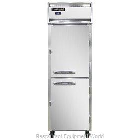 Continental Refrigerator 1R-SS-PT-HD Refrigerator, Pass-Thru