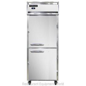 Continental Refrigerator 1RE-HD Refrigerator, Reach-In
