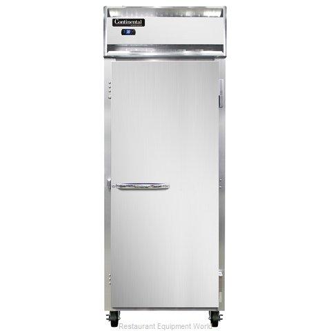 Continental Refrigerator 1RE-SA-PT Refrigerator, Pass-Thru