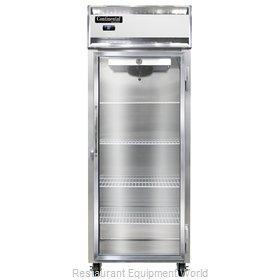 Continental Refrigerator 1RENGD Refrigerator, Reach-In