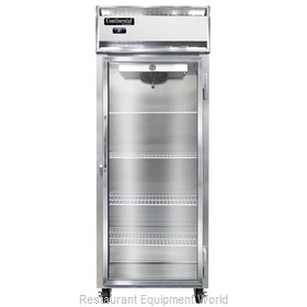 Continental Refrigerator 1RENSSGD Refrigerator, Reach-In