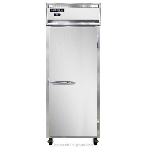 Continental Refrigerator 1RENSSPT Refrigerator, Pass-Thru
