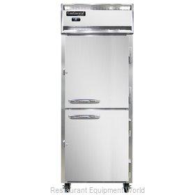 Continental Refrigerator 1RENSSPTHD Refrigerator, Pass-Thru