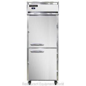 Continental Refrigerator 1RESNSAHD Refrigerator, Reach-In
