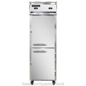 Continental Refrigerator 1RF-HD Refrigerator Freezer, Reach-In
