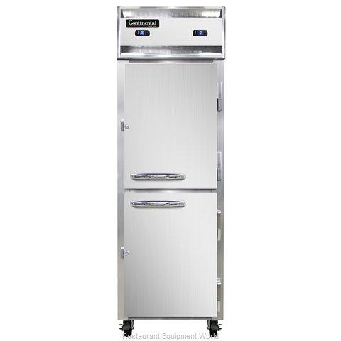 Continental Refrigerator 1RF-SA-HD Refrigerator Freezer, Reach-In