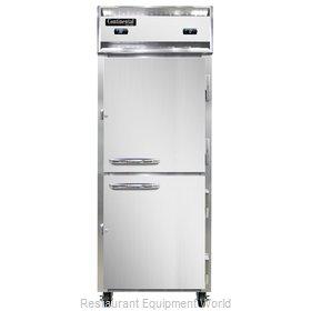 Continental Refrigerator 1RFENSSHD Refrigerator Freezer, Reach-In