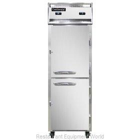 Continental Refrigerator 1RFNHD Refrigerator Freezer, Reach-In
