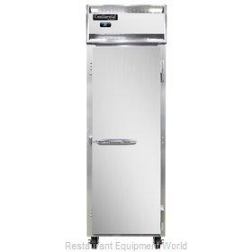 Continental Refrigerator 1RN Refrigerator, Reach-In