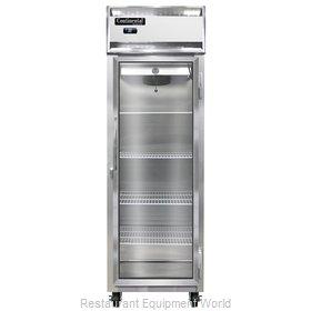 Continental Refrigerator 1RNSAGD Refrigerator, Reach-In