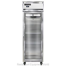 Continental Refrigerator 1RNSSGD Refrigerator, Reach-In