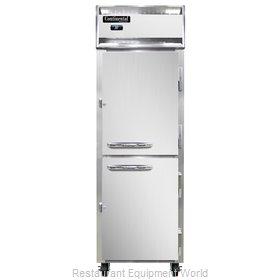 Continental Refrigerator 1RNSSHD Refrigerator, Reach-In