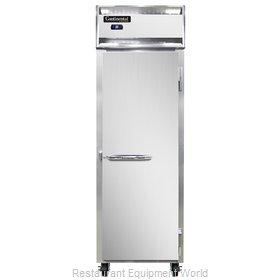 Continental Refrigerator 1RS-SA Refrigerator, Reach-In