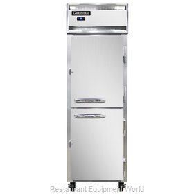 Continental Refrigerator 1RS-SS-HD Refrigerator, Reach-In